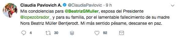 pesame a Beatriz Gutierrez 16