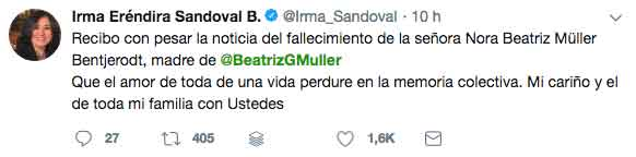 pesame a Beatriz Gutierrez 18