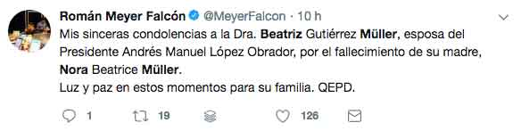 pesame a Beatriz Gutierrez 24