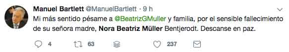 pesame a Beatriz Gutierrez 25