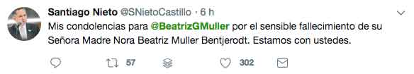 pesame a Beatriz Gutierrez 37