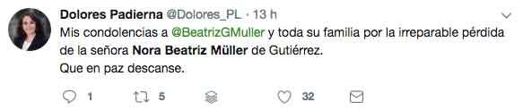 pesame a Beatriz Gutierrez 38