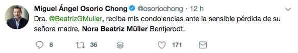 pesame a Beatriz Gutierrez 40