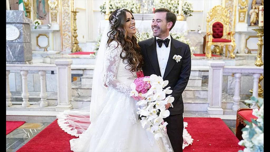 Políticos que asistieron a la boda de Perla Ealy y Rogelio Cárdenas