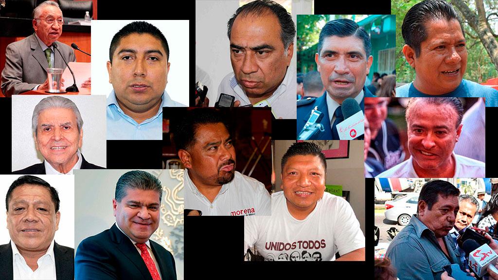 Los hombres más feos de la política 2018