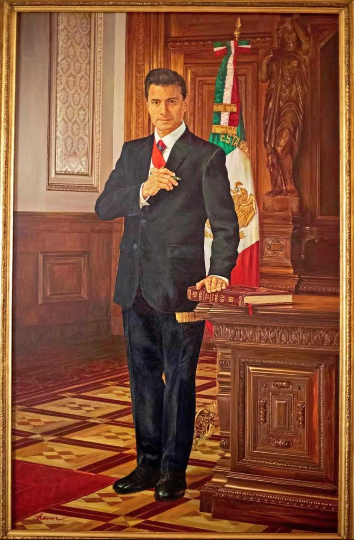 Kahlo retrato a Enrique 3
