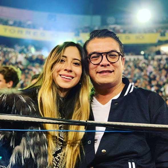 Gerardo Islas estrena noviazgo 4