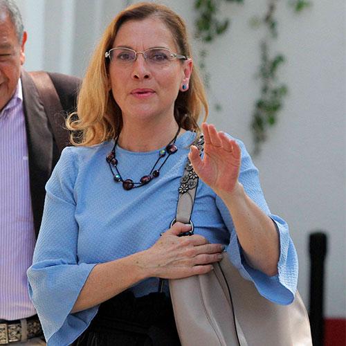 Beatriz Gutiérrez Müller cumple 50 años