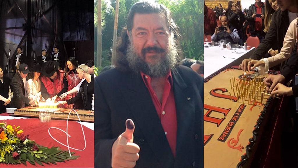 La fiesta de 63 años de Jorge Hank Rhon [VIDEO]