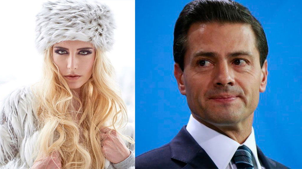 Nueva FOTO de Enrique Peña Nieto y Tania Ruiz Eichelmann