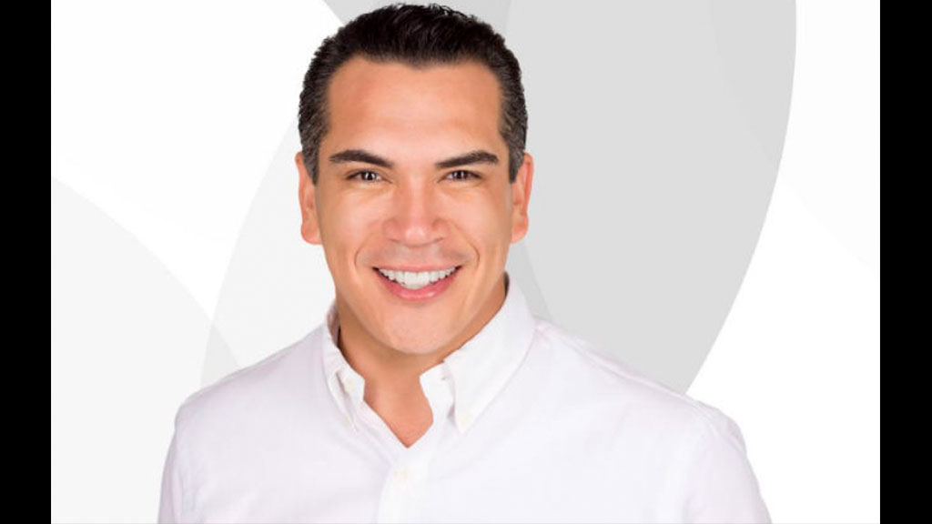 Alejandro Moreno pone a Campeche de moda