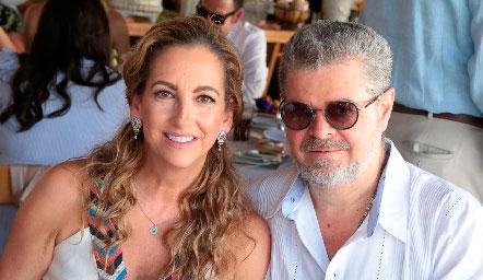 Pena Nieto y Tania Ruiz 1