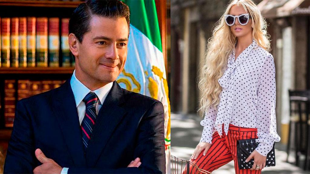 14 datos de la relación de Enrique Peña Nieto y Tania Ruiz