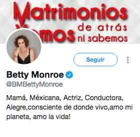 Beatriz Gutierrez Muller en Twitter 2