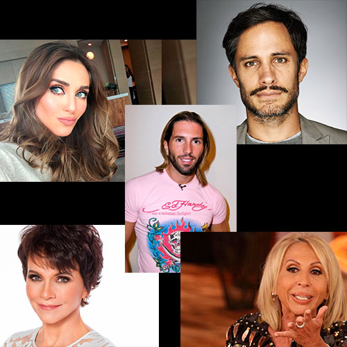 Los famosos a los que sigue Beatriz Gutiérrez Müller en Twitter