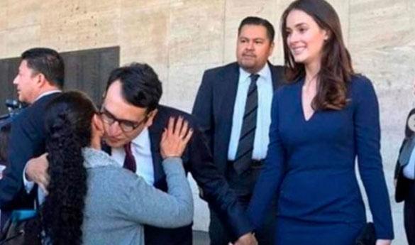 nuera de Lopez Obrador 4
