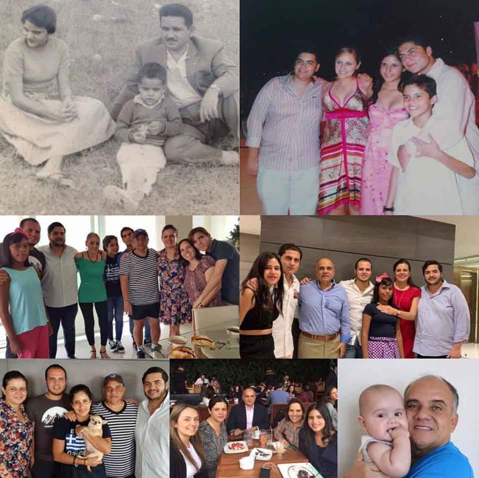 Familia los politicos 8