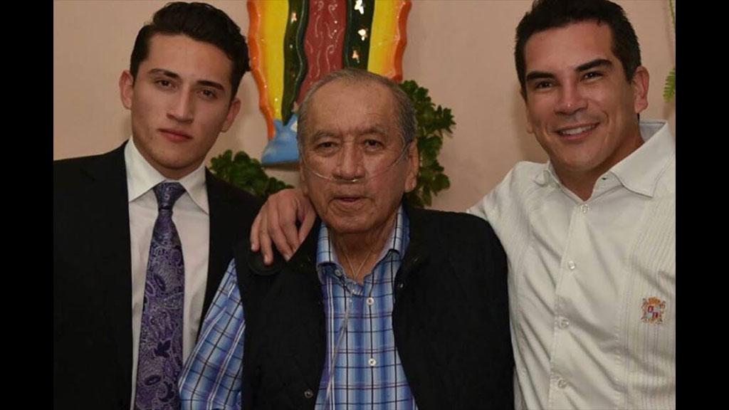 Las frases del hijo de Alejandro Moreno