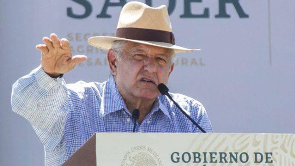 De qué marca es el sombrero de Andrés Manuel López Obrador