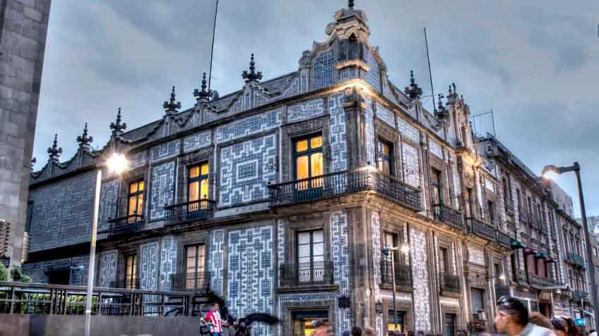 palacios de la Ciudad de Mexico 1