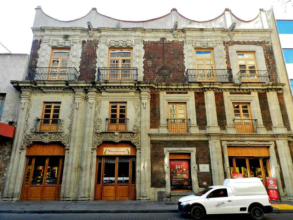 palacios de la Ciudad de Mexico 4