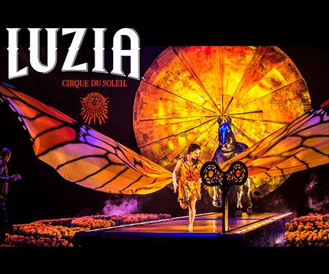 El espectáculo del Cirque du Soleil que está inspirado en México