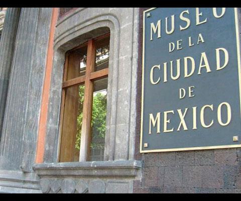 Visita el Museo de la Ciudad de México