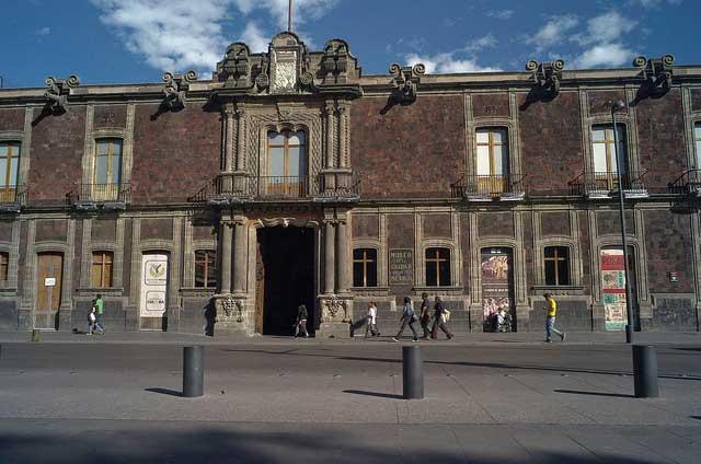Museo de la Ciudad de Mexico 4