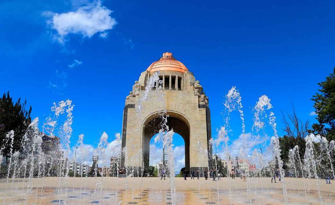 Monumento de la Revolucion Mexicana 2