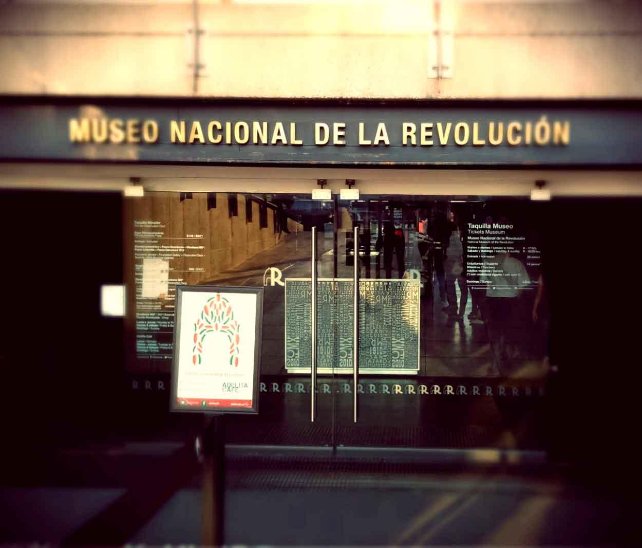 Monumento de la Revolucion Mexicana 4