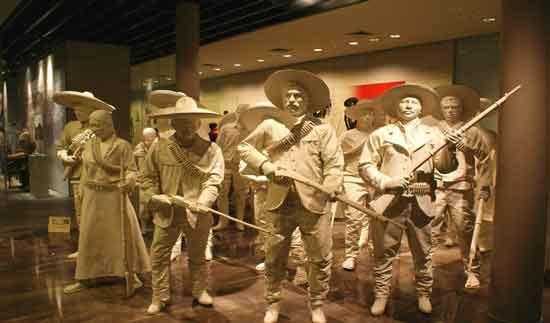 Monumento de la Revolucion Mexicana 5