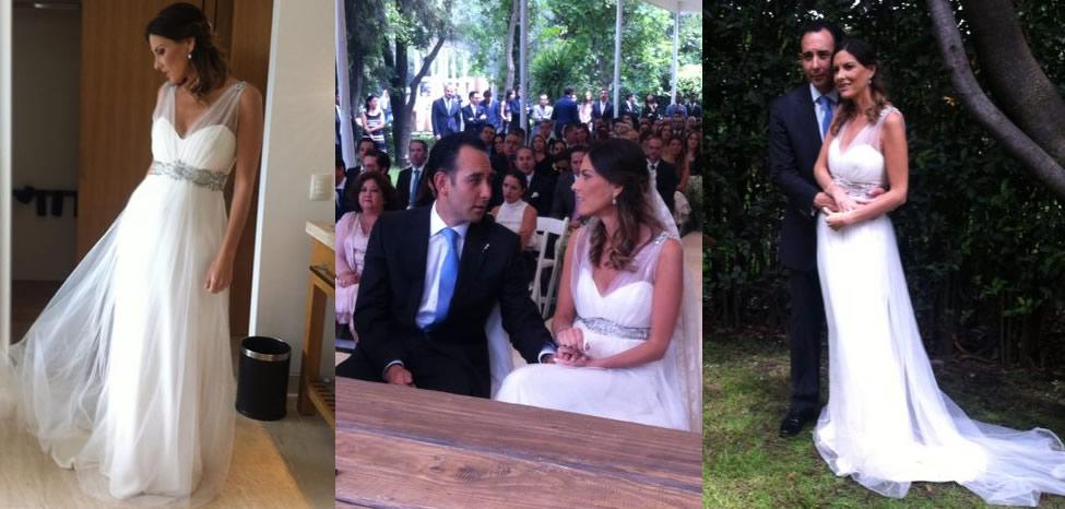 #FOTOS Ya son marido y mujer [Boda Roberto & Elia Mary]