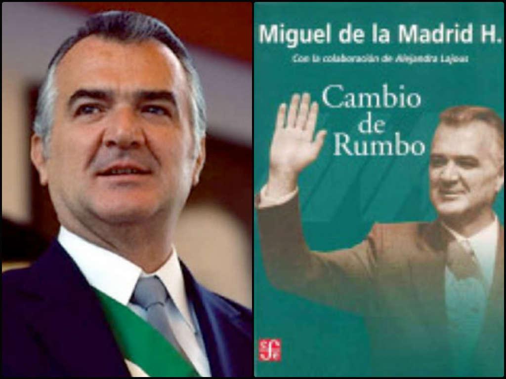 Miguel de la Madrid libro