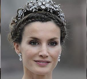 De periodista a Reina de España: Letizia Ortiz