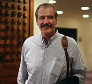 ¿Dónde celebrará su cumpleaños Vicente Fox?