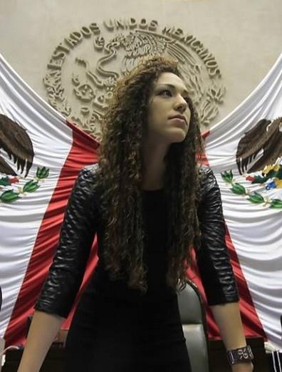 Crystal Tovar Aragón, diputada (PRD) @CrystalTovar / FOTO: Facebook.com/crystal.tovar