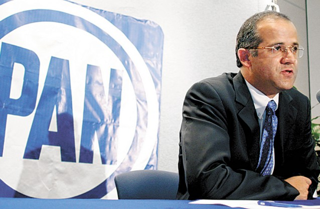 En los 23 años que fue militante del PAN, Zavala despeñó cargos importantes dentro del partido / FOTO: imagen.com.mx