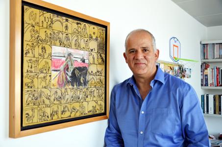 El hasta hoy militante del PAN, es apasionado de los toros por tradición familiar / FOTO: revista Q