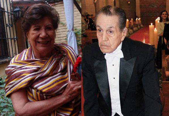 Guadalupe se dedica a promover la obra de su padre a través de la Fundación Diego Rivera y Juan Manuel fue militante del PAN hasta su muerte / FOTOS: quien.com y blogspot.com