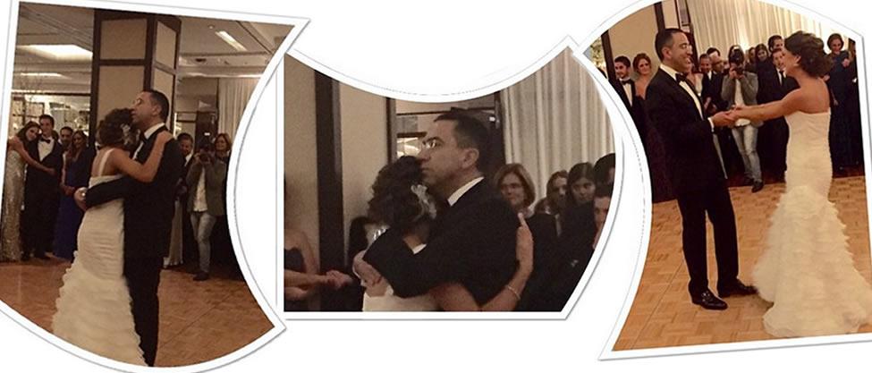 Se casó la hija de Javier Lozano [FOTOS]