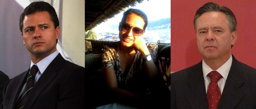 Enrique, Yessica y Eduardo ¿Qué los une?