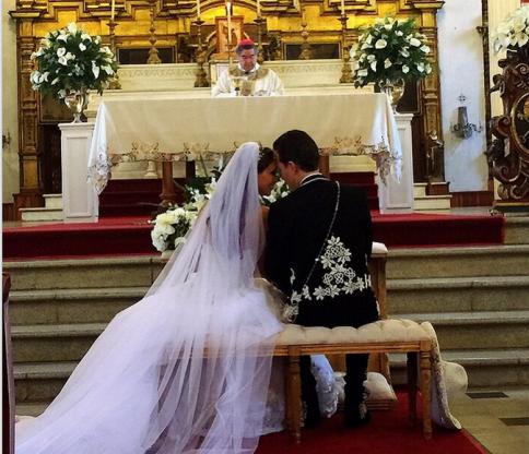 La boda de Manuel