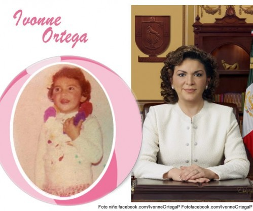Ivonne es la secretaria general del Partido Revolucionario Institucional, ex gobernadora del estado de Yucatán.