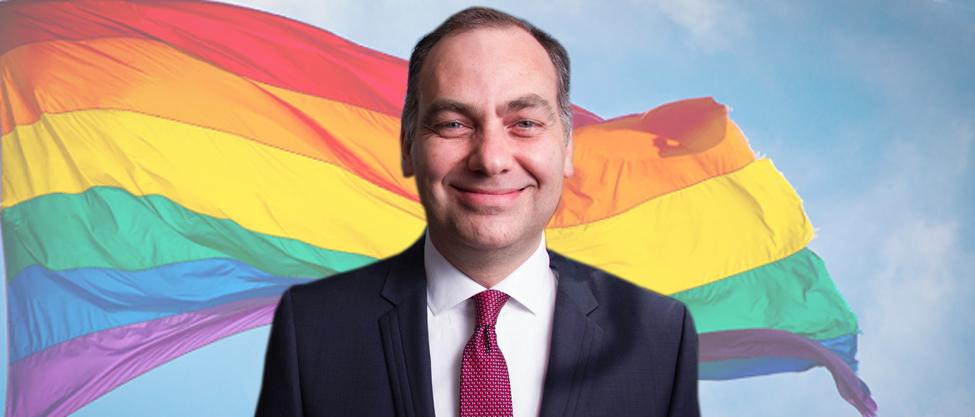 Jaime Rochín, del Opus Dei a defensor de los gays.