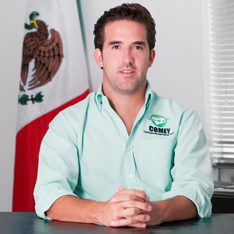 Pablo pertenece a la comisión de Deporte (foto: Facebook).