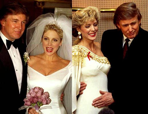 La hija hot de Donald Trump