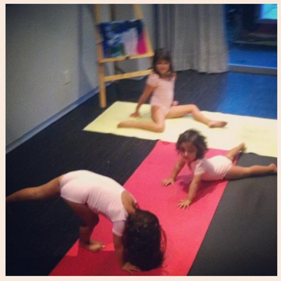 Los yoguis