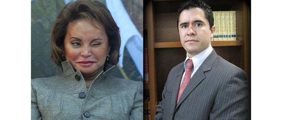 ¿La boda de Elba Esther Gordillo?