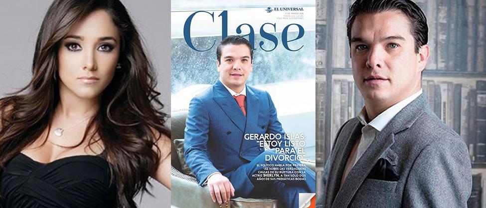 Gerardo Islas: Sí habrá divorcio de Sherlyn