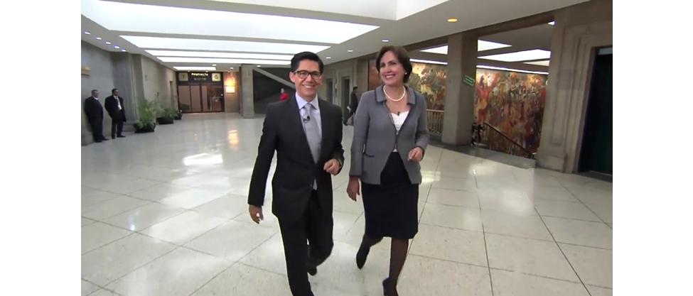 Patricia Mercado ¿candidata al gobierno de la Ciudad de México en 2018?